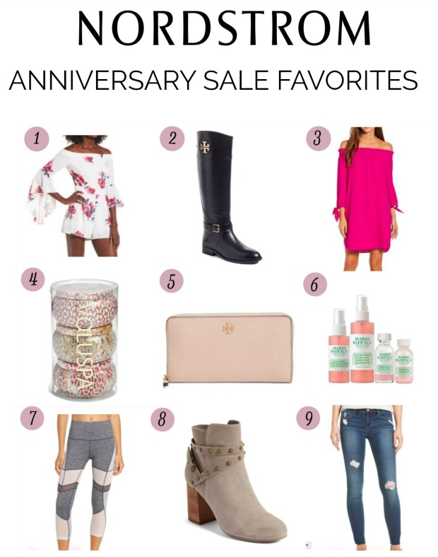 Nordstrom Anniversary Sale Collage